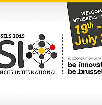 Expo-Sciences International 2015 v Bruselu